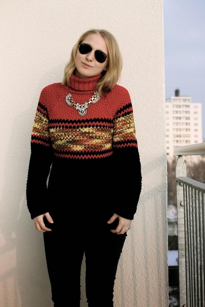 retro vintage pullover berlin