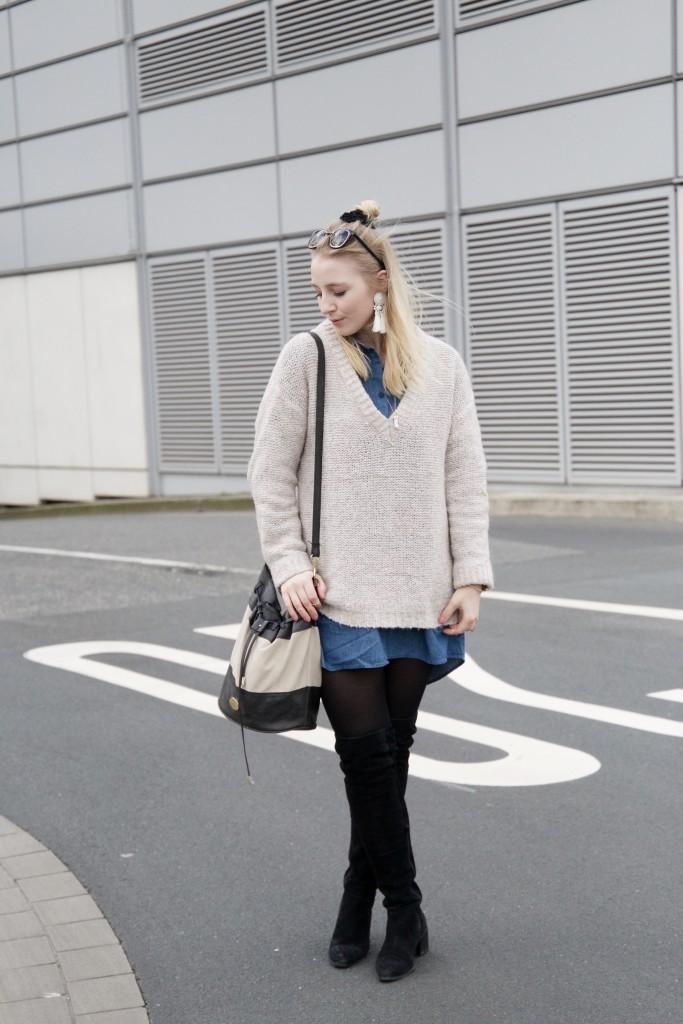 GDS_Schuhmesse_Outfit_Layering_Overknees_Fashionblog_Cologne_Köln_0001