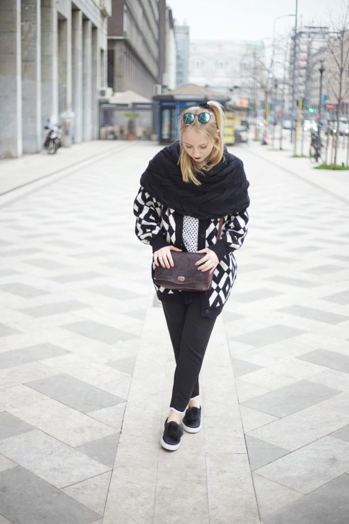 fashionblog-cologne-köln-schwarz-weißes-outfit