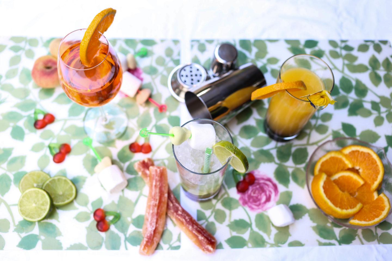 leckere sommer cocktails f r euren m delsabend food. Black Bedroom Furniture Sets. Home Design Ideas