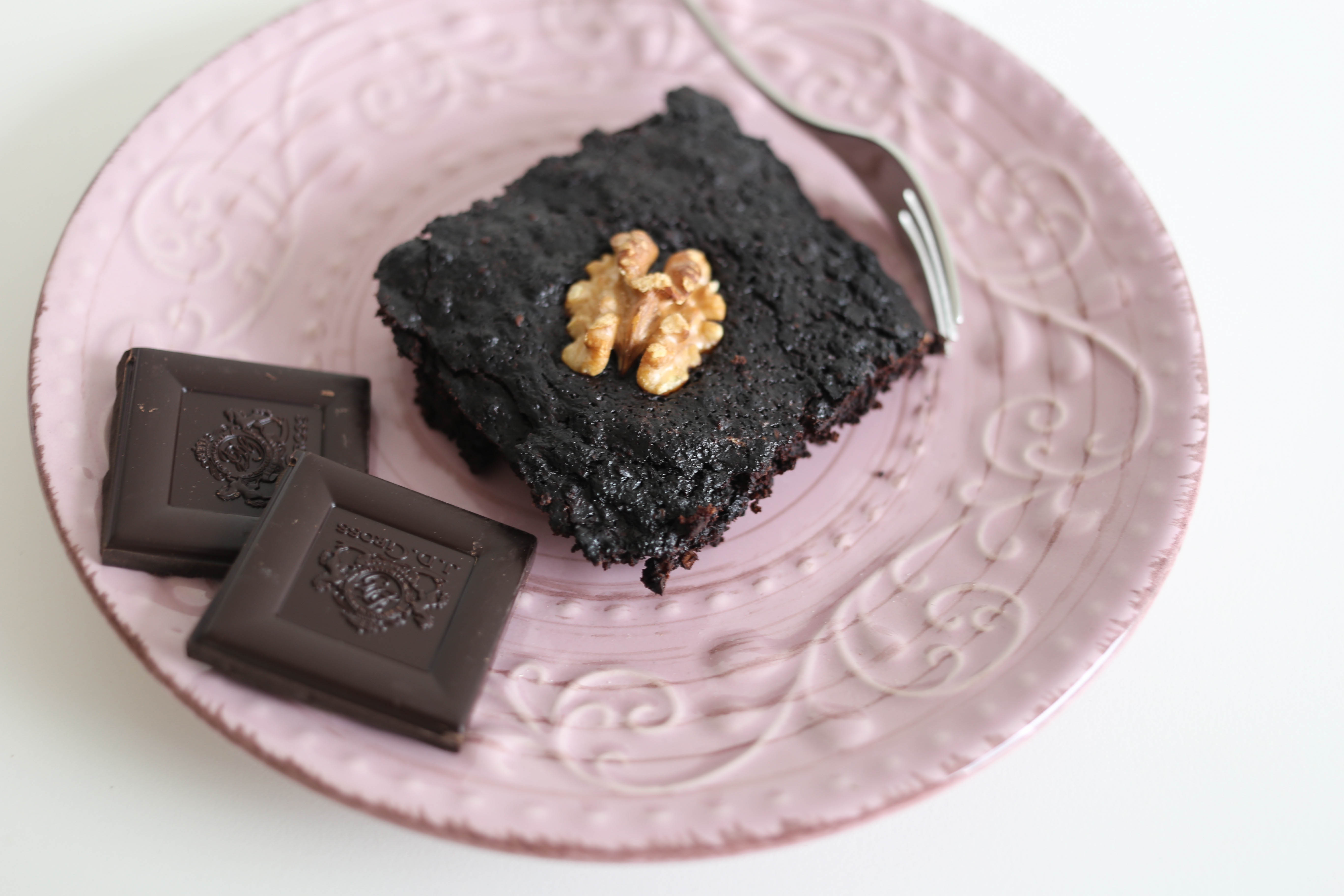 rezept saftige low carb brownies food. Black Bedroom Furniture Sets. Home Design Ideas