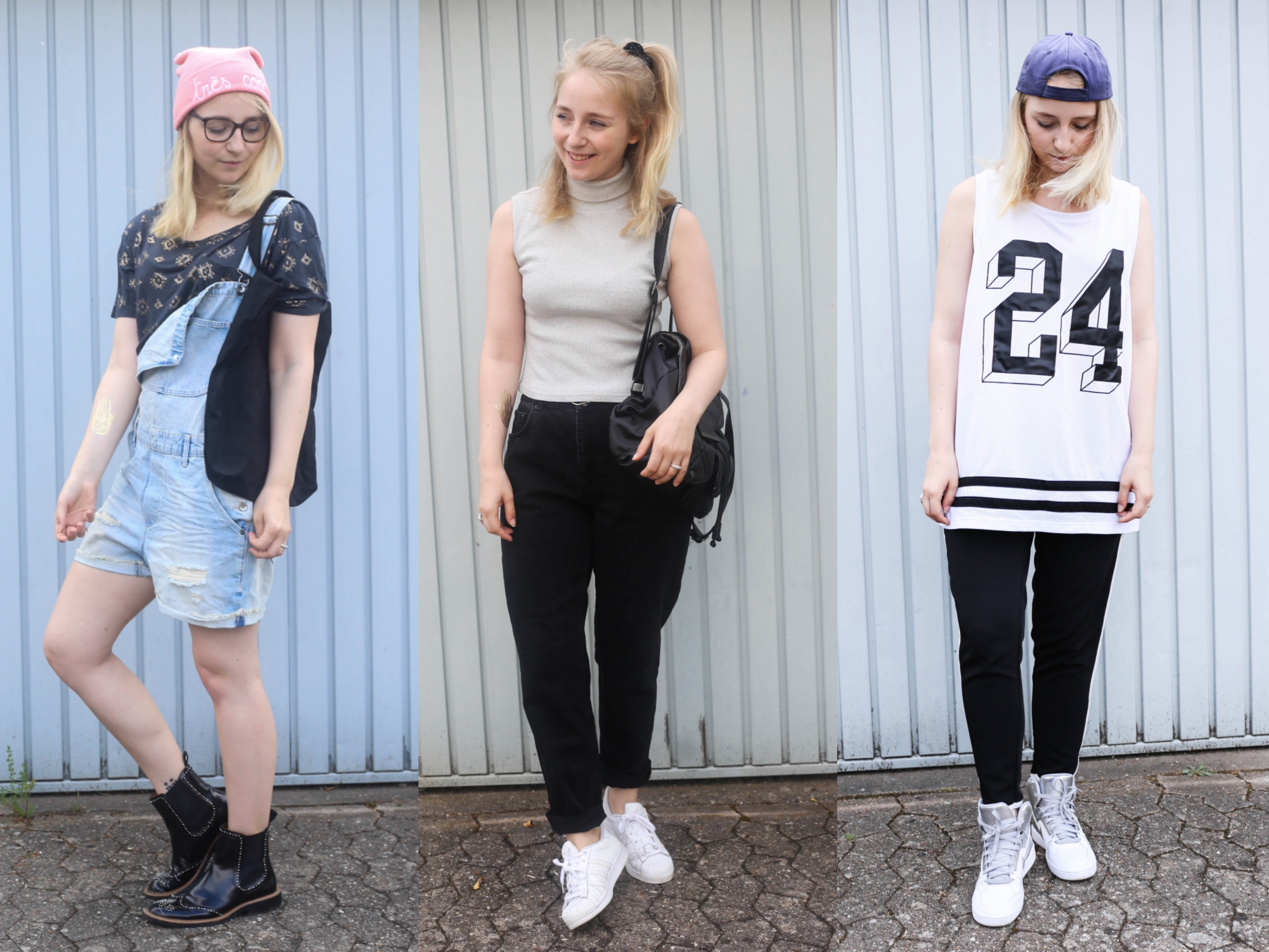 3 party styles hipster 90s hip hop outfit - 90er party outfit ...