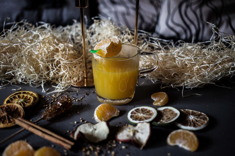 Mandarinen Punsch Rezept