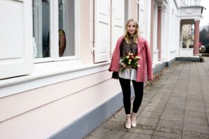 Be my Valentine: Romantisches Valentinstags Outfit to go | Outfit