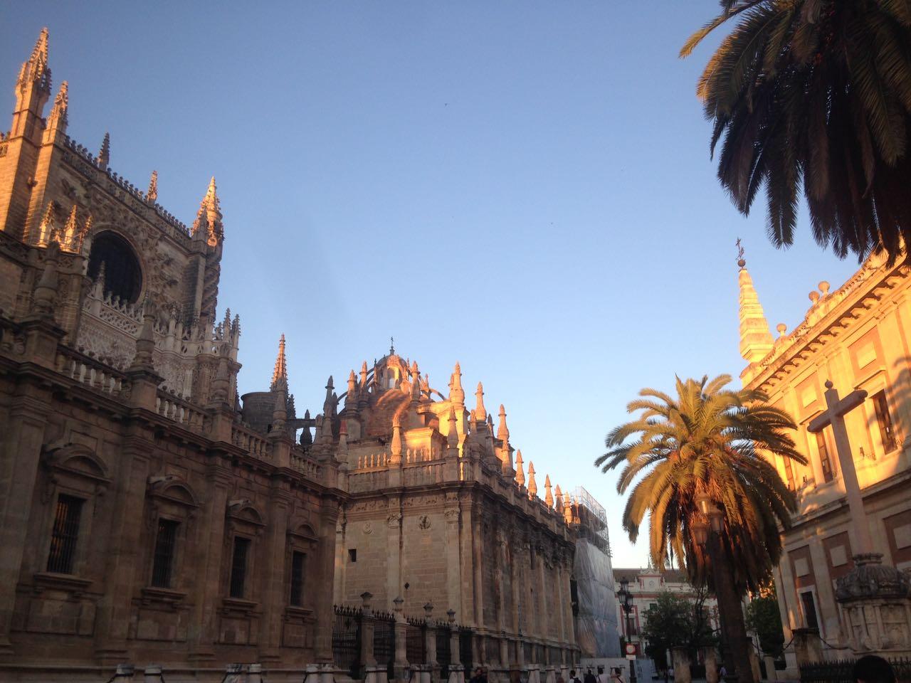 Kathedrale von Sevilla (Santa María de la Sede)-Reiseblog