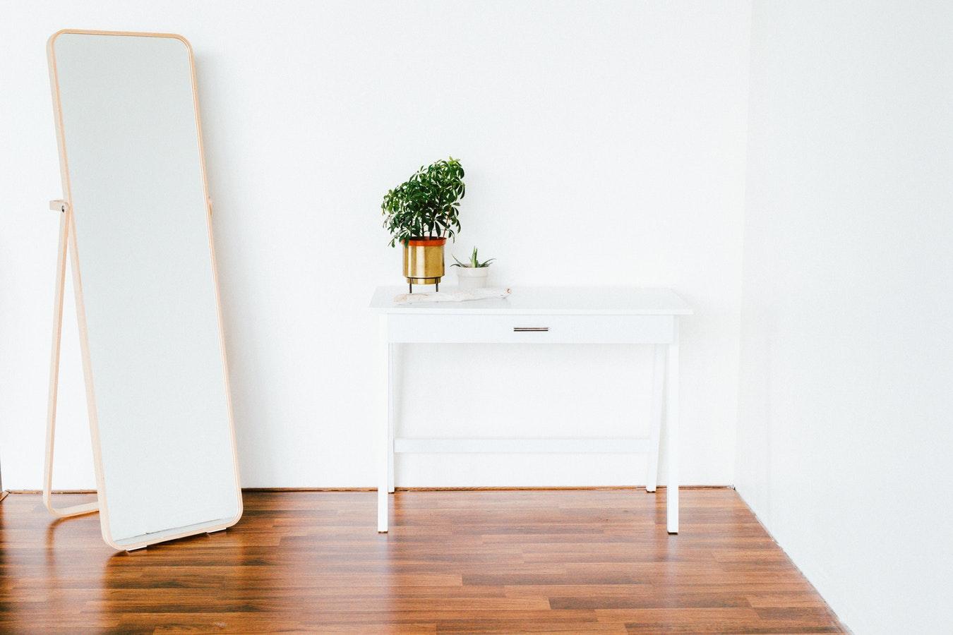 flur gestalten Wohnung interior