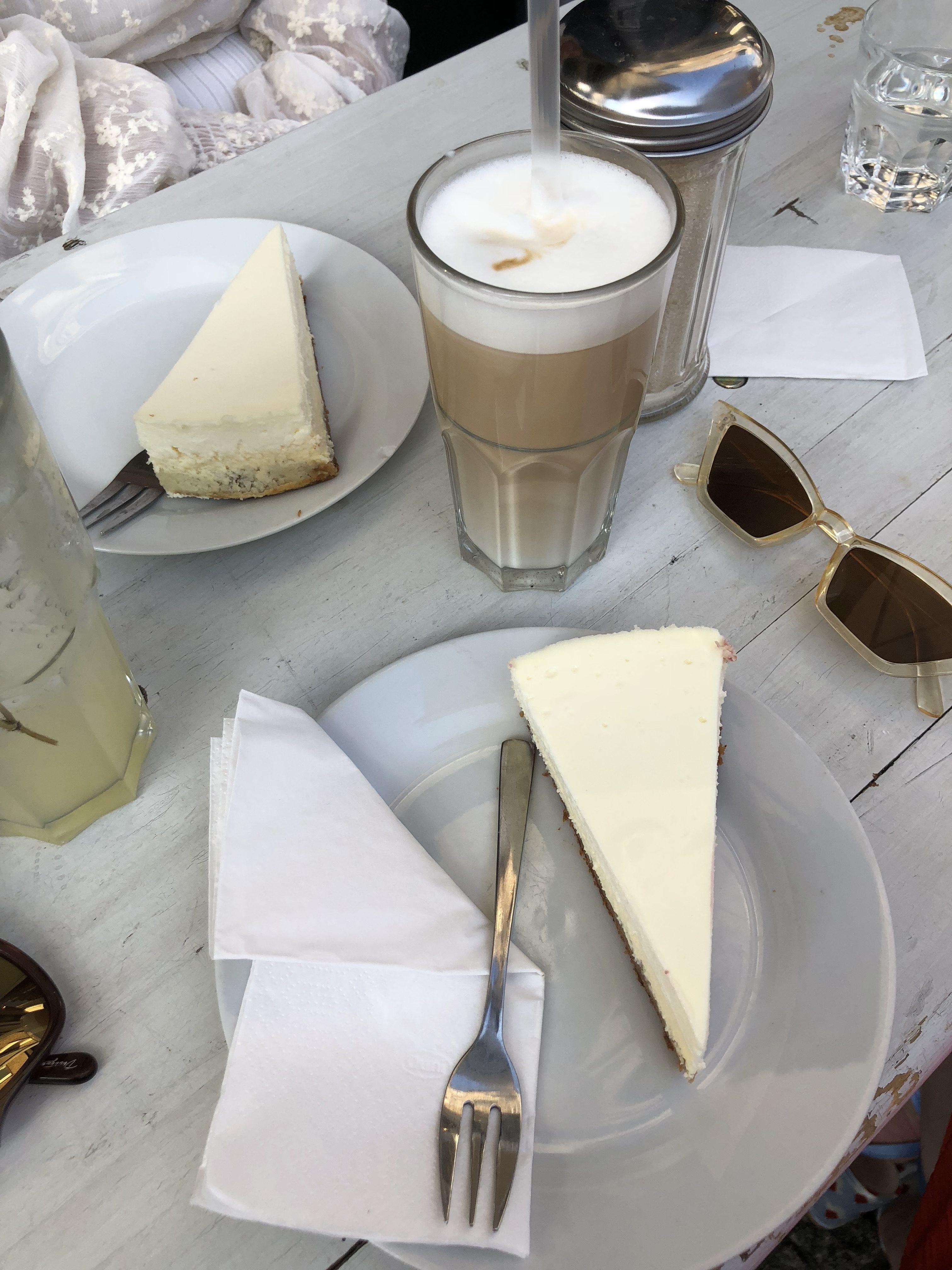 kaffeemitte berlin new york cheesecake