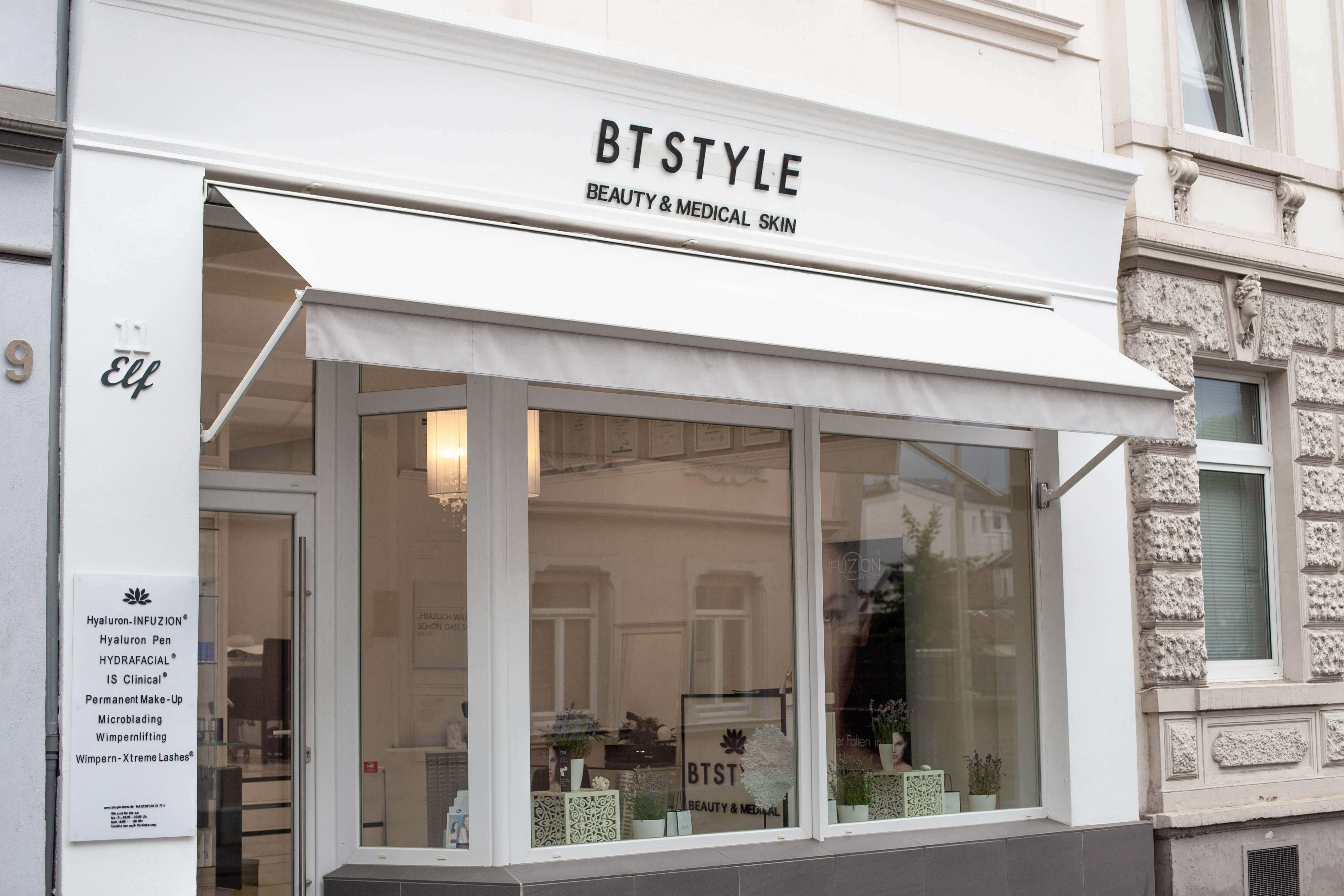 Hydrafacial Infuzion System bei btStyle in Bonn
