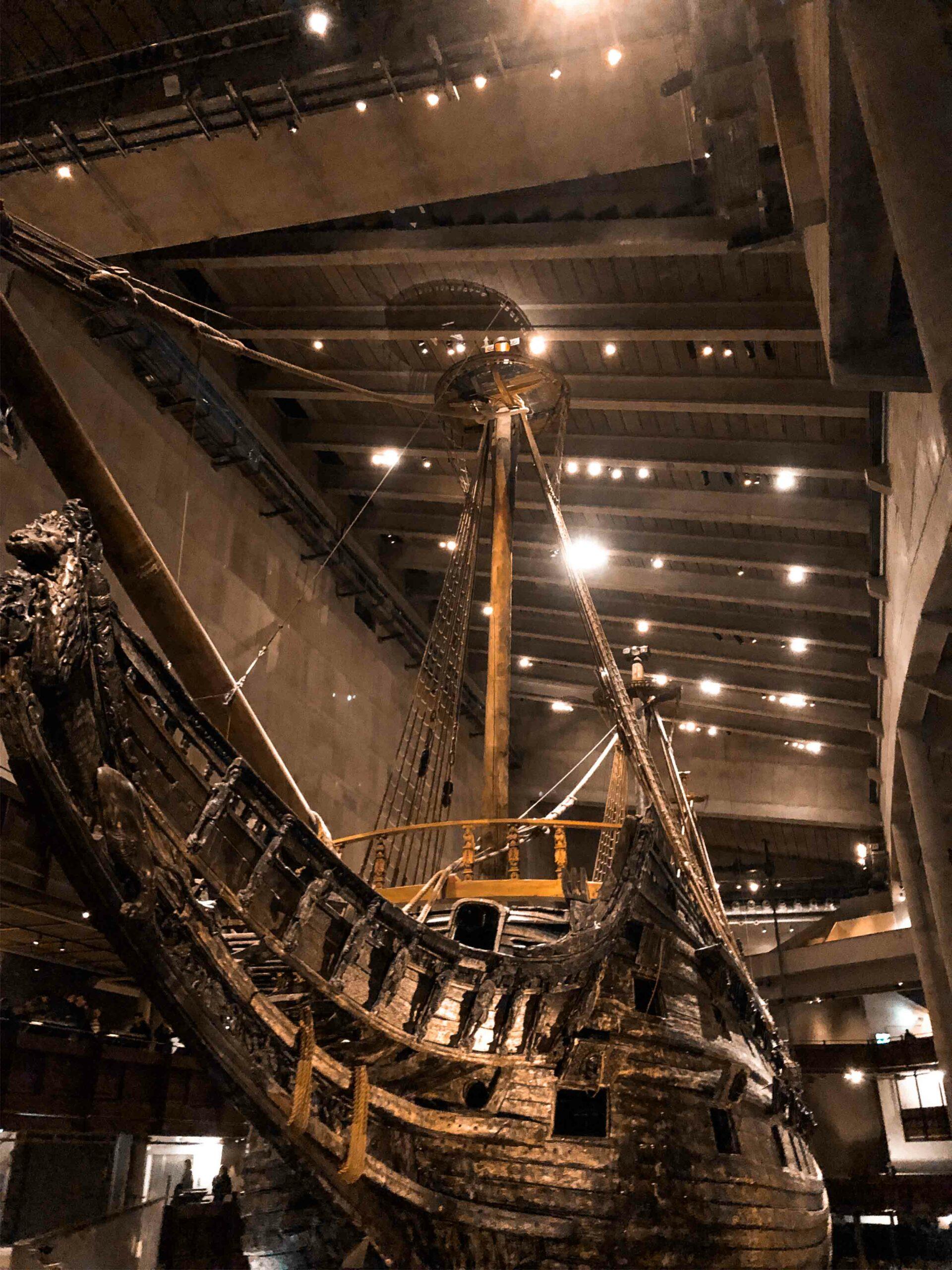 stockholm tipps hotel sehenswürdigkeiten Vasa museum