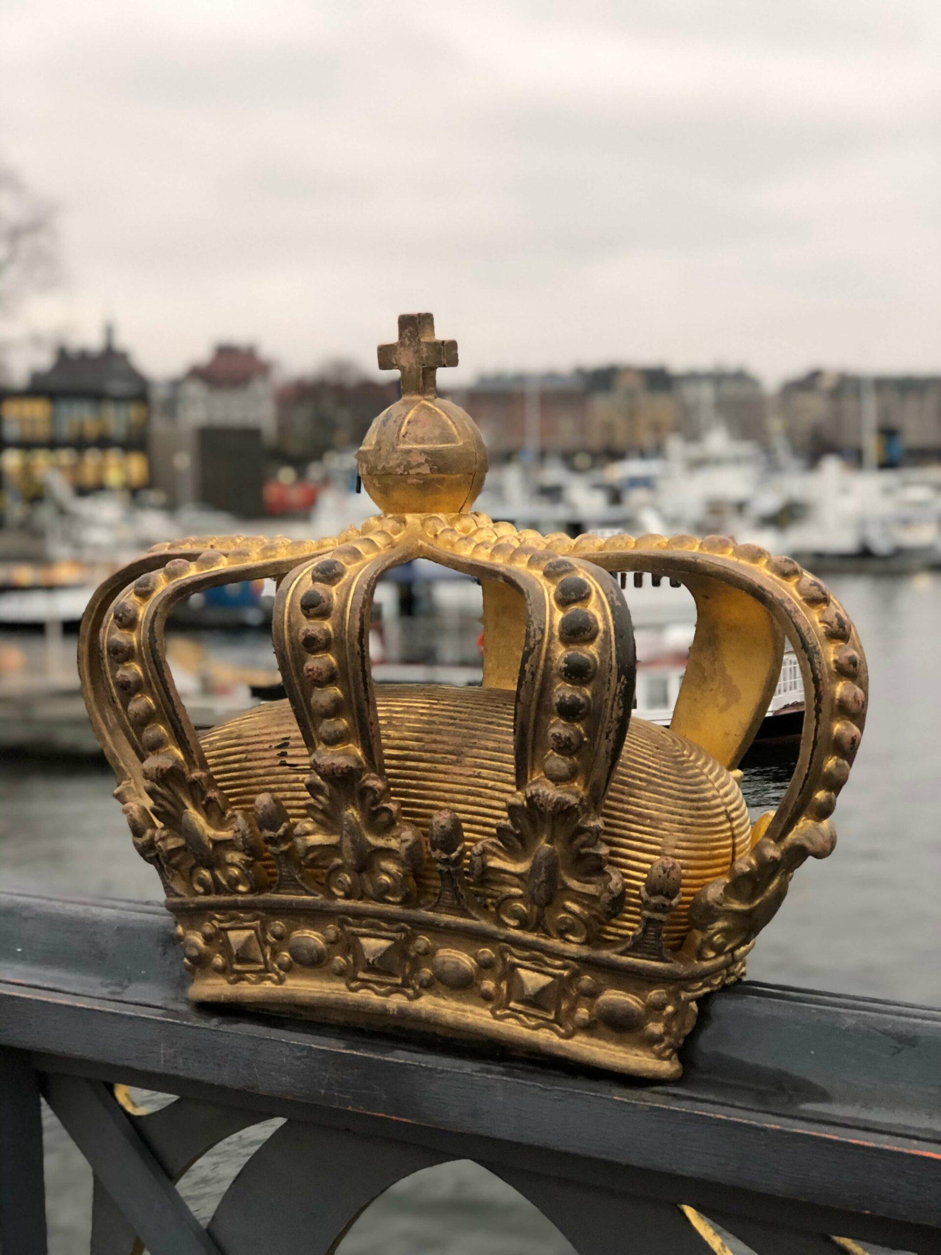 stockholm königliche krone