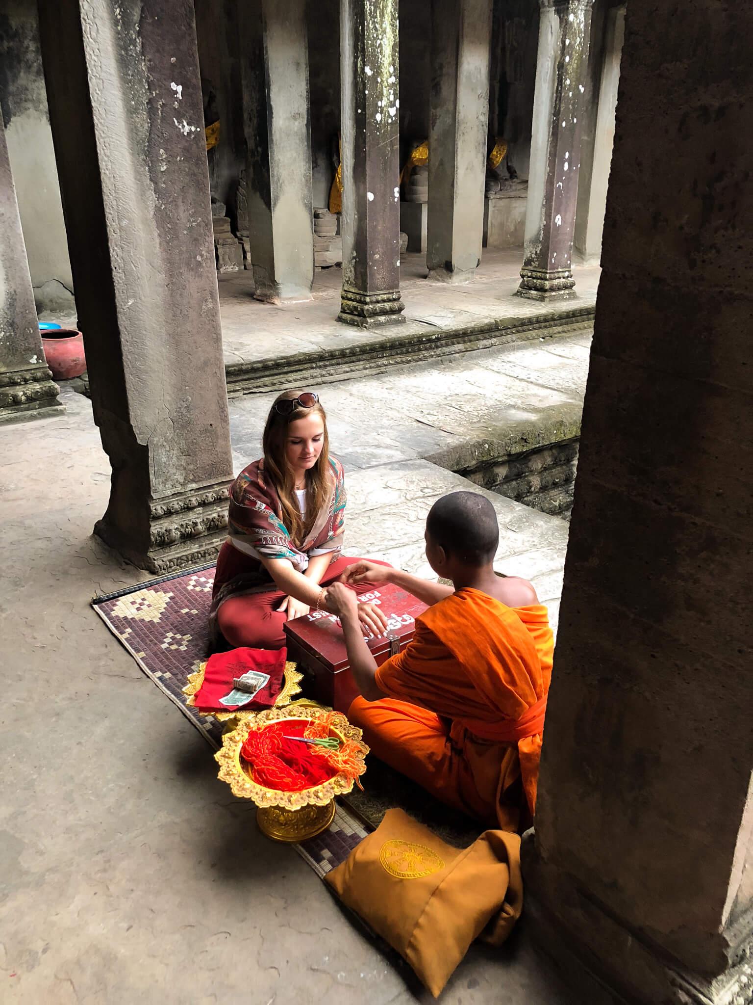 Kambodscha Siem reap
