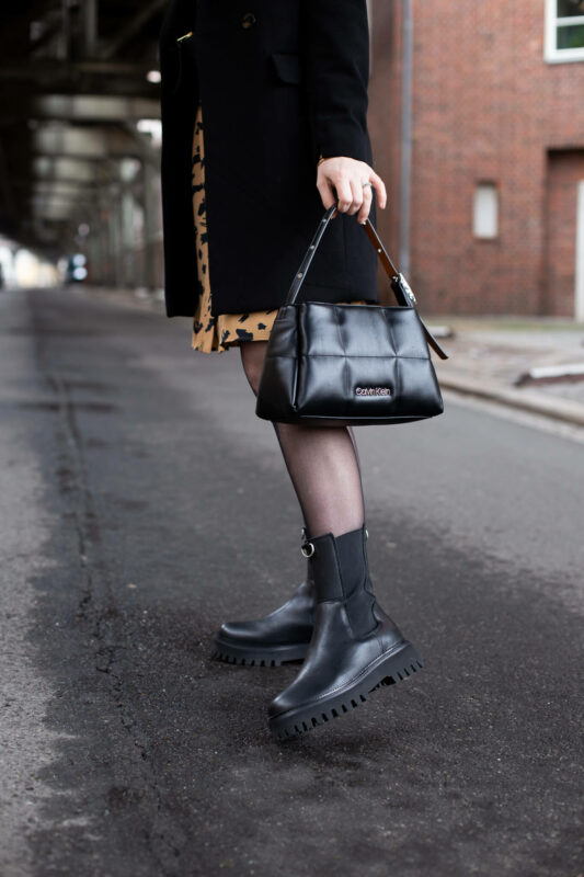 Chunky Chelsea Boots Trend