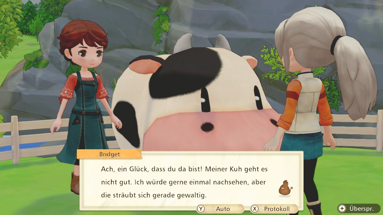 nutztiere olive town story of seasons