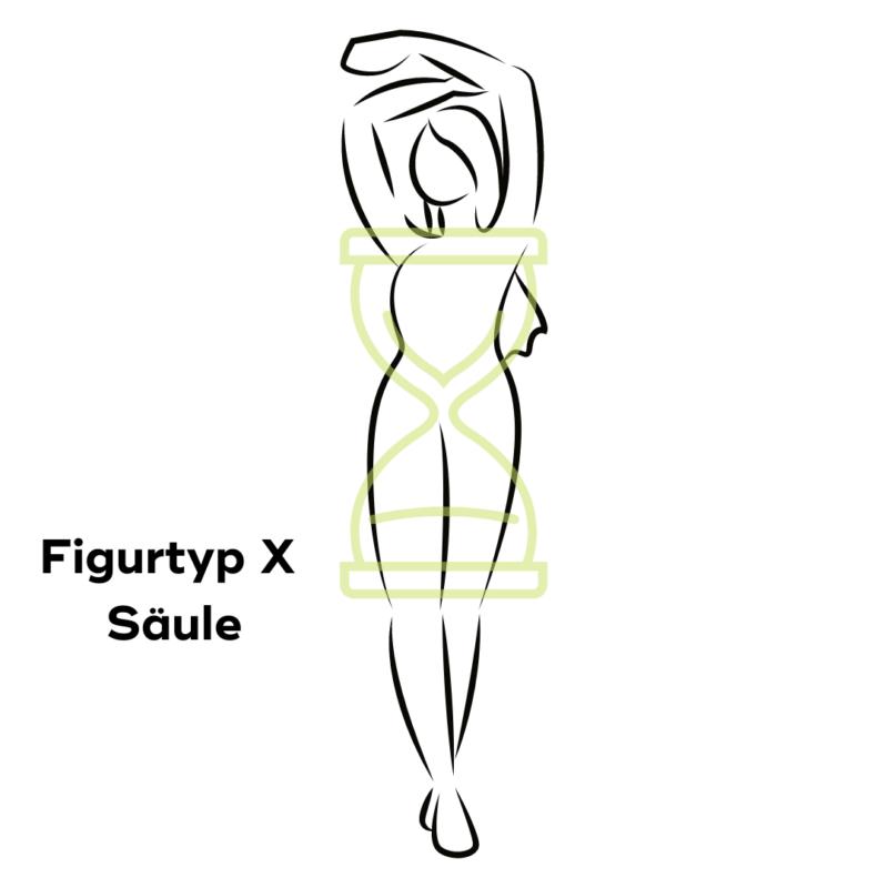 Figurtyp X Säule