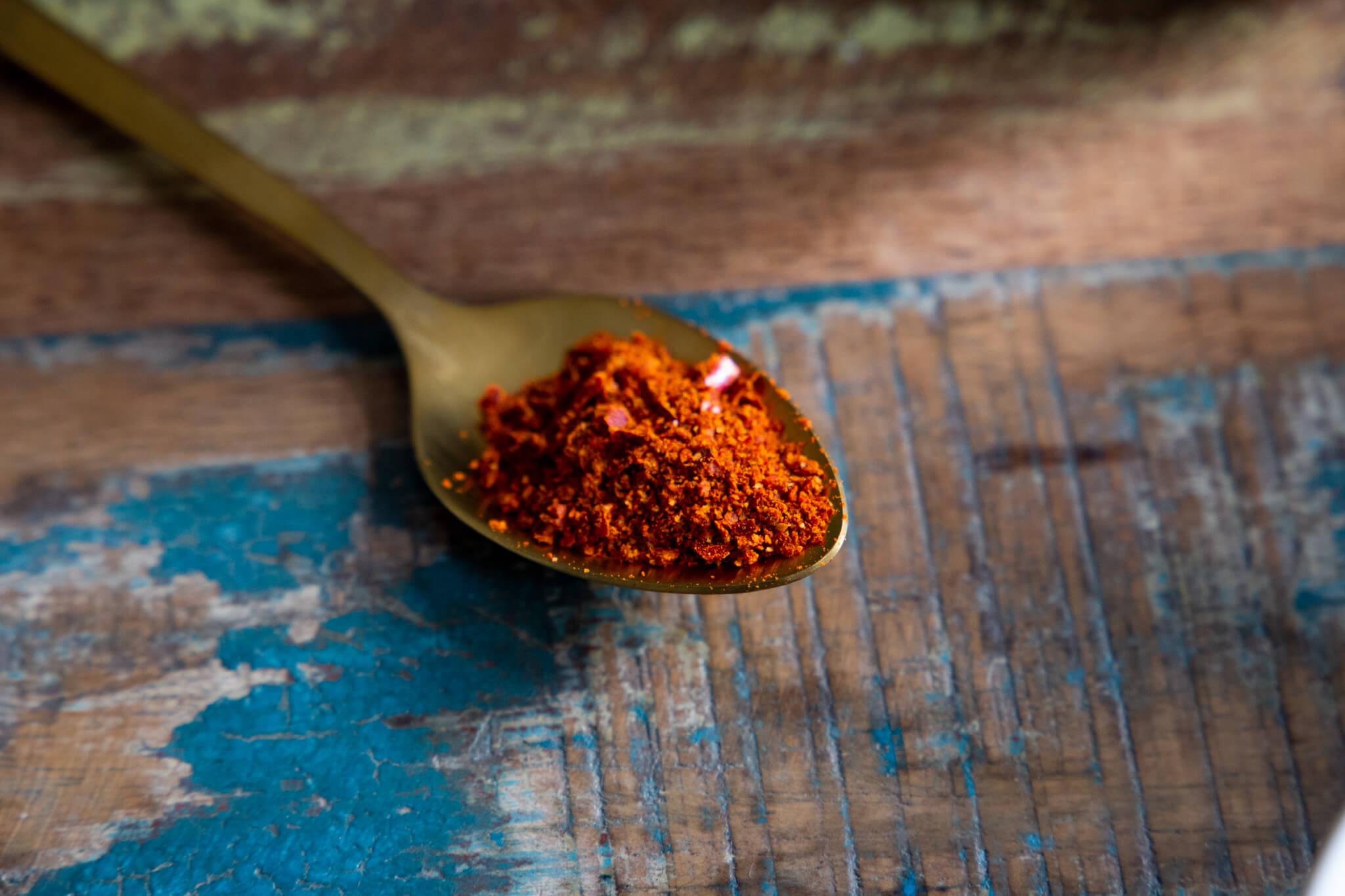 Harissa Gewürz orientalische Dattelcreme